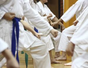 Asiatiska kampsporter 1
